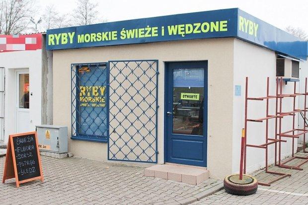Ryby prosto z morza w Bolesławcu