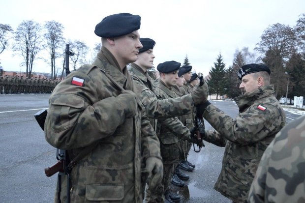 Nowy rok, nowe wyzwania artylerzystów. Nowy szef sztabu i zastępca dowódcy