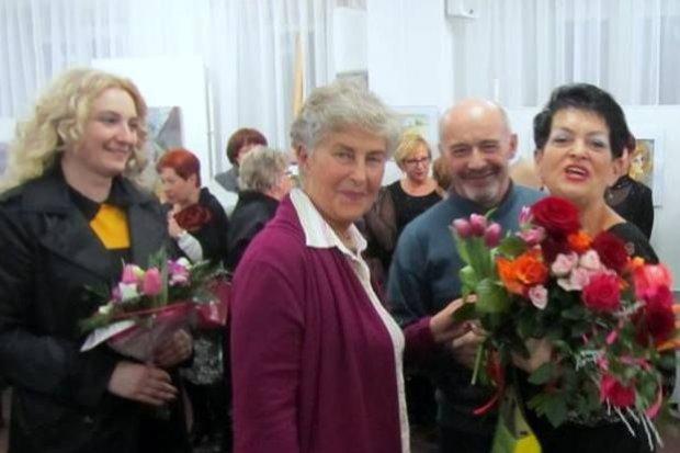Szczęśliwa i spełniona Jolanta Koźmin