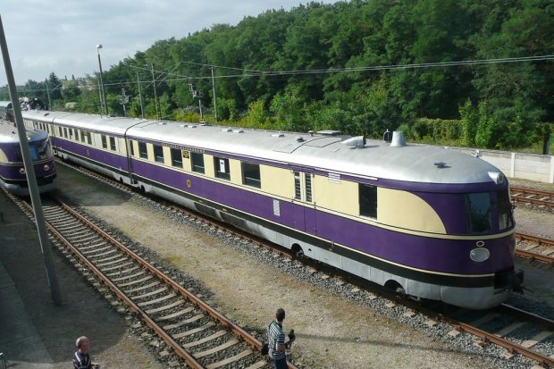 Latający Ślązak – śląski pociąg wszech czasów