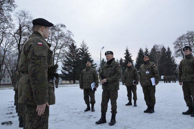 Dowódca generalny w 23 Śląskim Pułku Artylerii