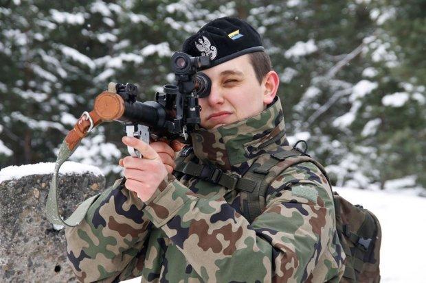 10 Brygada Kawalerii Pancernej: Młodzi strzelcy na szkoleniu saperskim