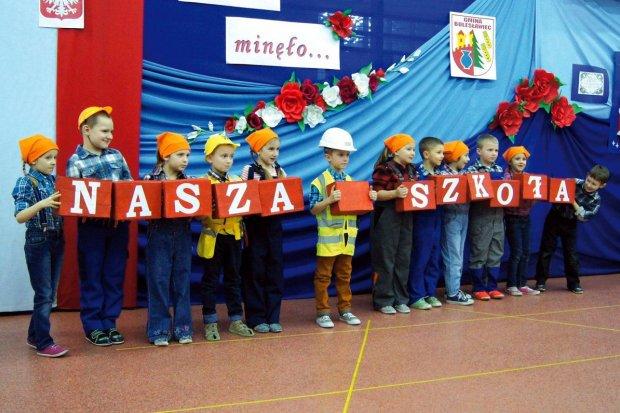 Jubileusz Szkoły Podstawowej w Kraśniku Dolnym