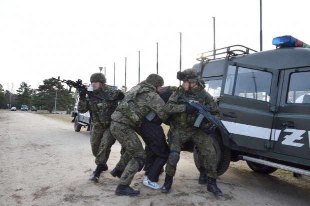 23 Śląski Pułk Artylerii: Gotowość kontyngentu do działania w Kosowie sprawdzona