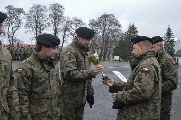 23 Śląski Pułk Artylerii: trzecie miejsce na podium Czarnej Dywizji