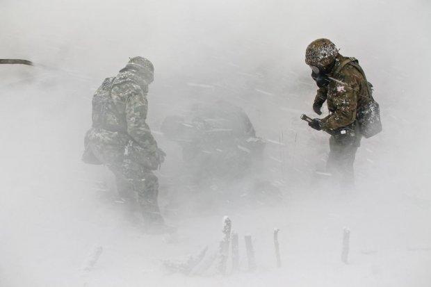 Mgła spowiła pancerniaków