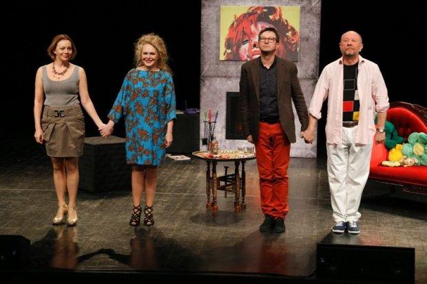 Miłość, przyjaźń, nienawiść i zazdrość na scenie Forum