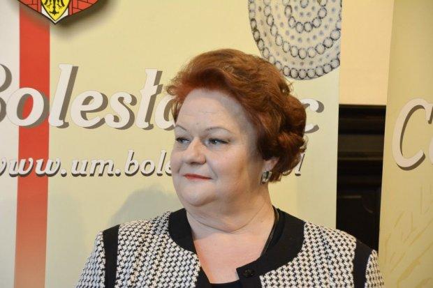 Dyrektorka Powiatowego Urzędu Pracy Ewa Hryciów idzie na emeryturę