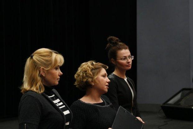 Gimnazjaliści w konkursie recytatorskim