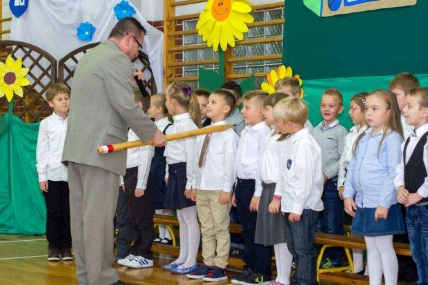 Podstawówka w Kruszynie to dobry wybór dla pierwszaków