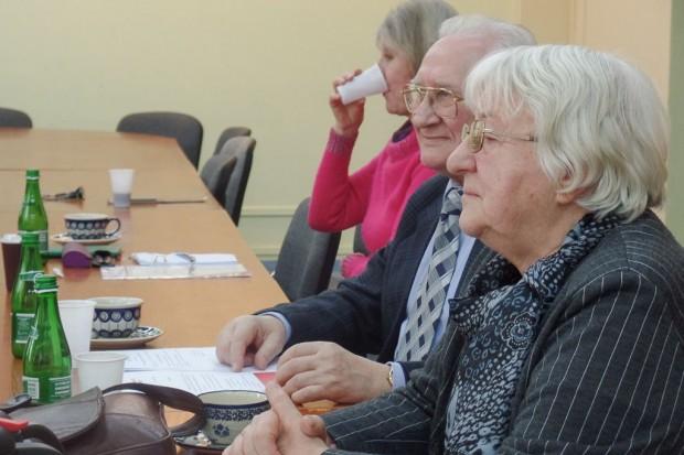 Pierwsze posiedzenie Rady Seniorów III kadencji