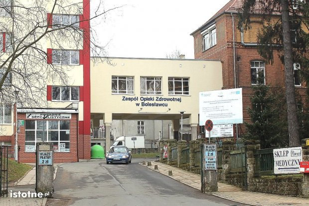Szpital: 80 pacjentów z covidem, 10 pod respiratorem