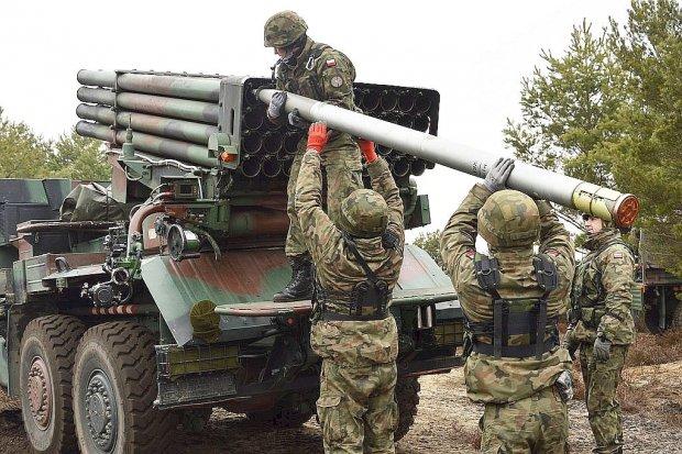 Ulewa 16 - ćwiczenia bolesławieckich artylerzystów