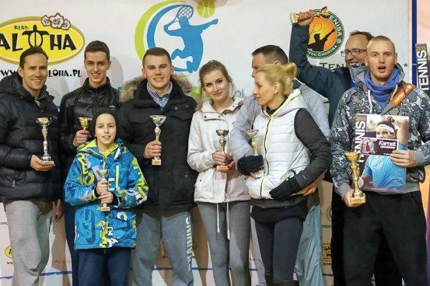 Znamy najlepszych tenisistów w Bolesławcu