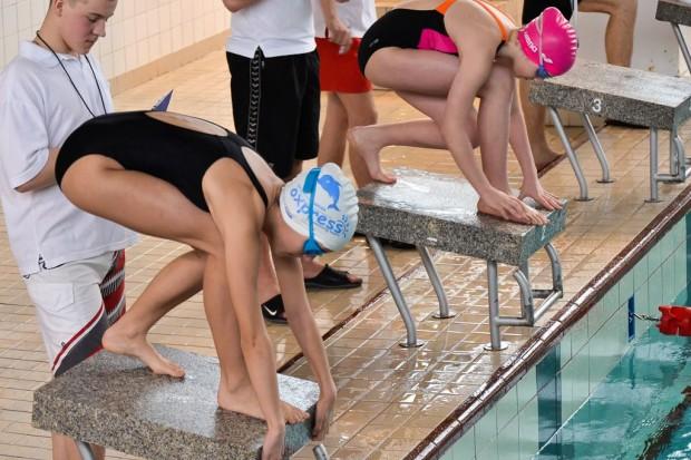 Zawodniczki z Oxpressu z pięcioma medalami Ligi Pływackiej