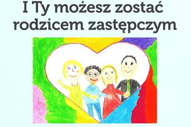 Powiat zachęca: Zostań rodzicem zastępczym