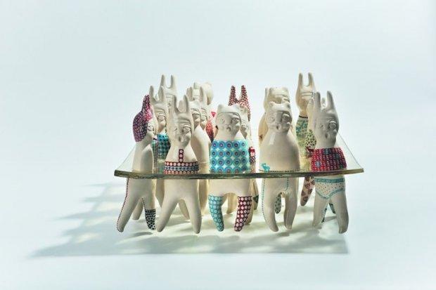 Wystawa rzeźb z bolesławieckiego pleneru w Niemczech