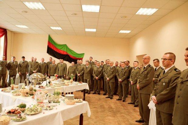 Wielkanocne spotkanie artylerzystów
