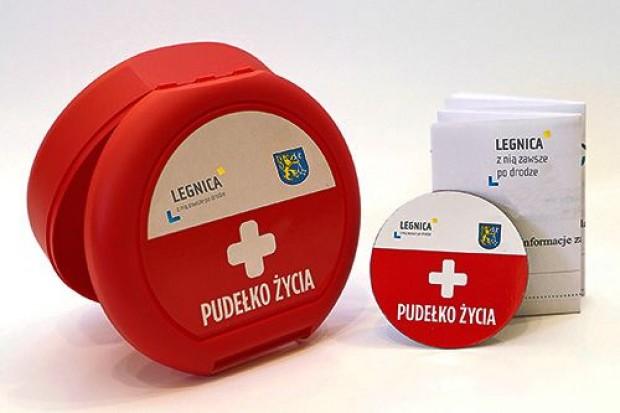 Pudełka ratujące życie