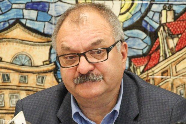 Czy Cezary Przybylski straci funkcję marszałka województwa?