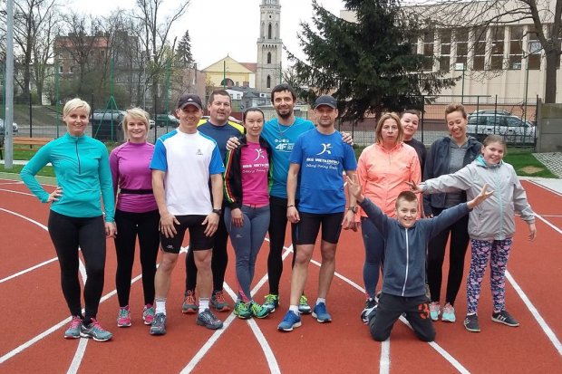 Ruszyła trzecia edycja akcji BiegamBoLubię w Bolesławcu