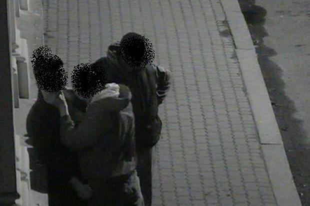 Zatrzymali sprawców rozboju. Dzięki monitoringowi