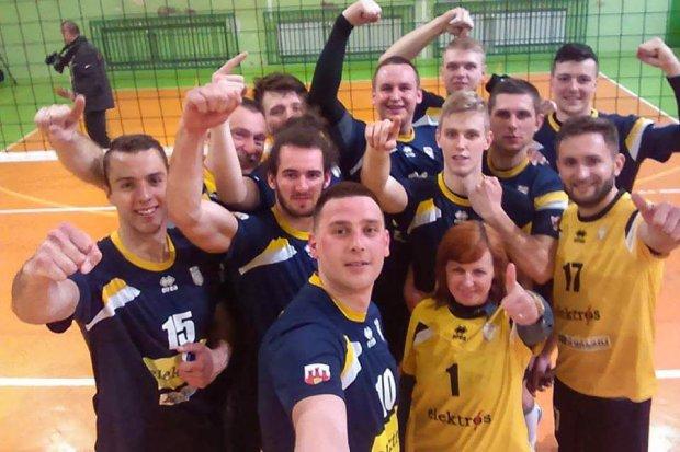 BTS Elektros: II liga siatkówki w Bolesławcu