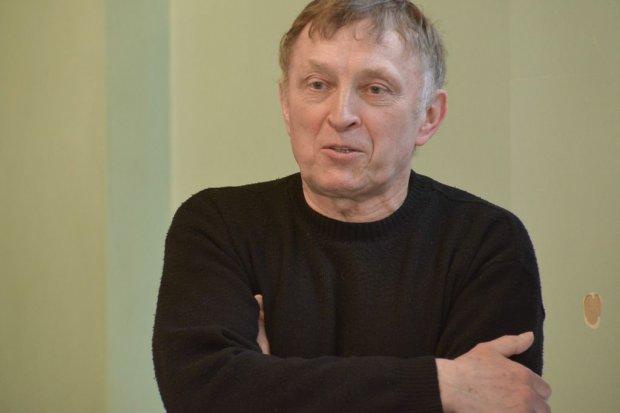 Zdzisław Abramowicz opowiedział słuchaczkom UTW o czasach wojennych w Bolesławcu