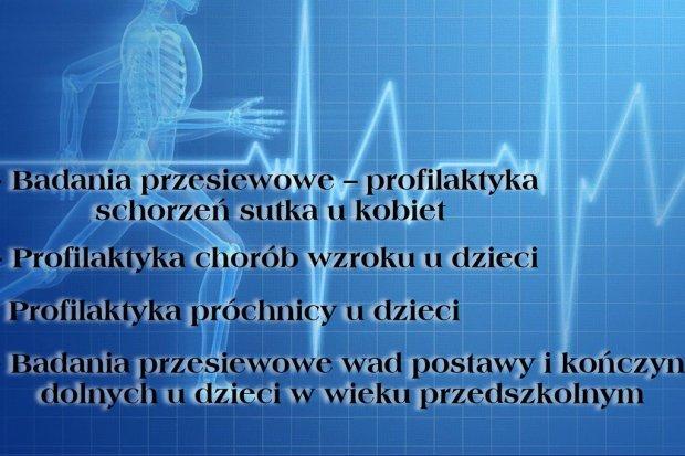 Profilaktyka zdrowotna w Bolesławcu