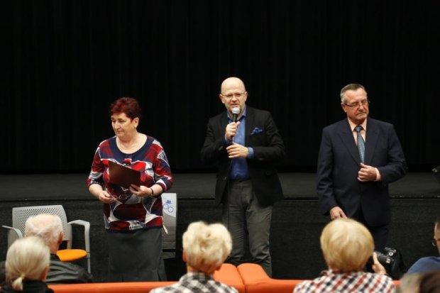 Interesujące spotkanie z Tadeuszem Jurkowskim w CIK