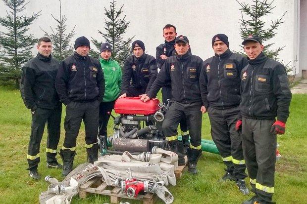 Nasi strażacy przygotowują się do mistrzostw Dolnego Śląska