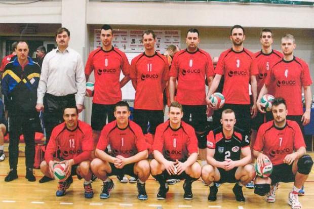 Bolesławiecki strażak i zawodnik BTS Elektros mistrzem Polski w siatkówce