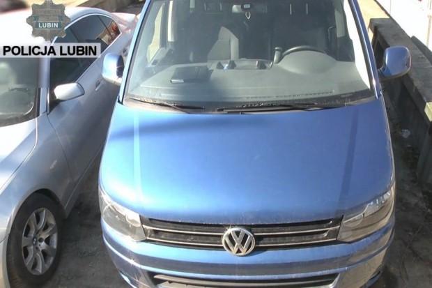 Odzyskali samochód skradziony w Niemczech, warty ok. 70 tys. zł