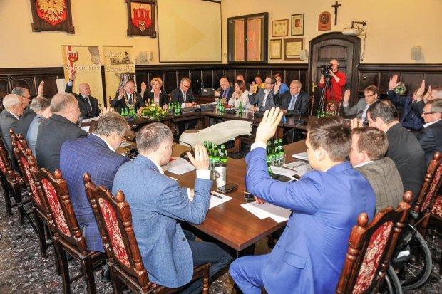 Dwudziesta czwarta sesja Rady Miasta Bolesławiec
