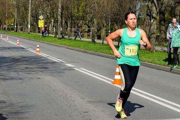 Klaudia Petters wicemistrzynią Polski w aquathlonie