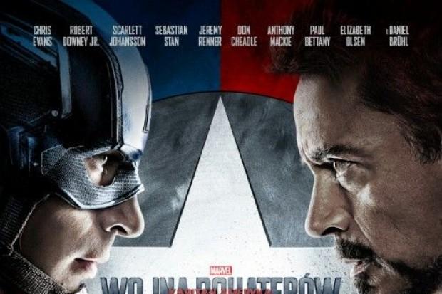 Kapitan Ameryka premierowo w kinie Forum