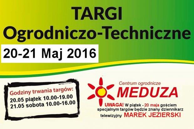 Targi Ogrodniczo-Techniczne w Meduzie