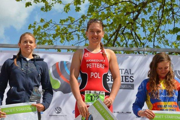 Klaudia Petters z kwalifikacją na Mistrzostwa Europy w Triathlonie