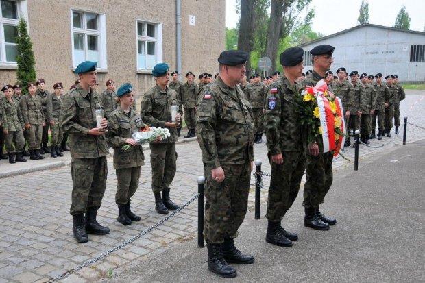 Uczcili 72 rocznicę zdobycia Monte Cassino