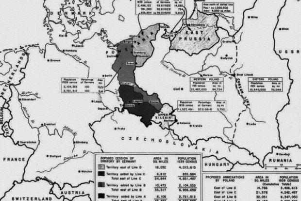 Zachodnia granica Polski. Nieznana propozycja Stalina