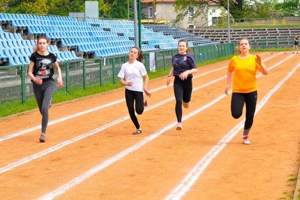 Sportowe zmagania w Bolesławcu