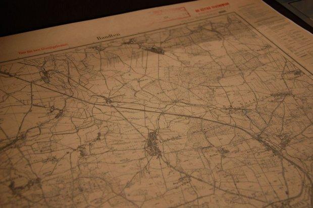 Przedwojenne niemieckie mapy dostępne na Geoportalu