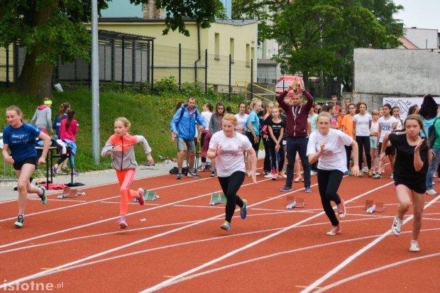 Niemal 300 młodych lekkoatletów wzięło udział w eliminacjach Nestle Cup