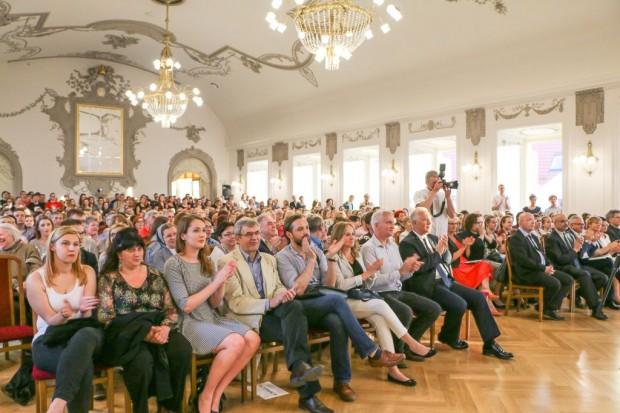 Rubinowa Lutnia Jerzego Libana pojechała do Warszawy