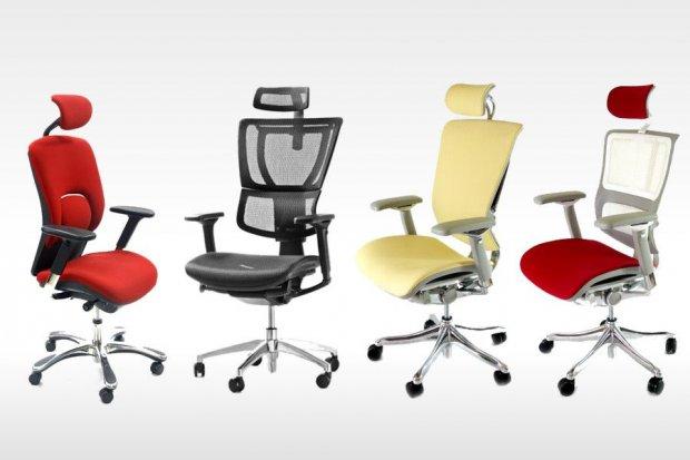 Ergonomiczne i nowoczesne fotele biurowe