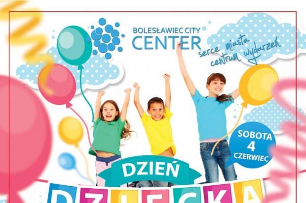 W sobotę Dzień Dziecka będzie w Galerii Bolesławiec City Center