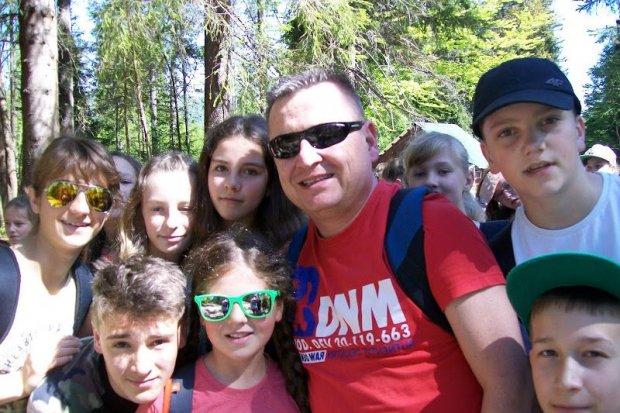 Uczniowie z Kruszyna na Trzecim Humanistycznym Obozie Naukowym