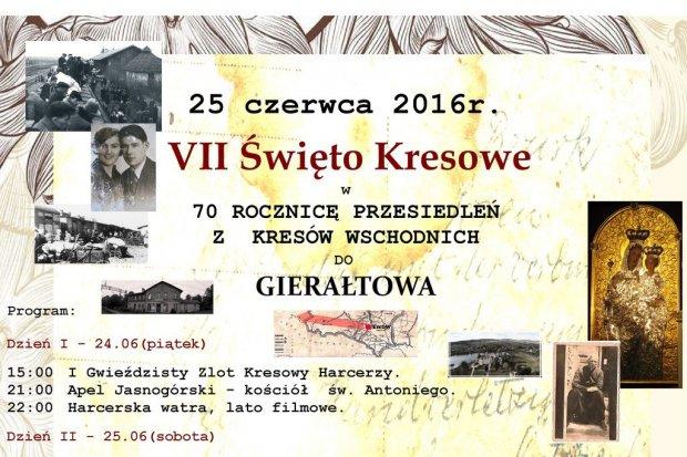 Święto Kresowe w Gierałtowie