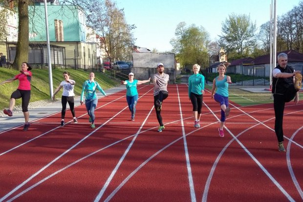 Sprawdź się w biegu na 100 m w tę niedzielę