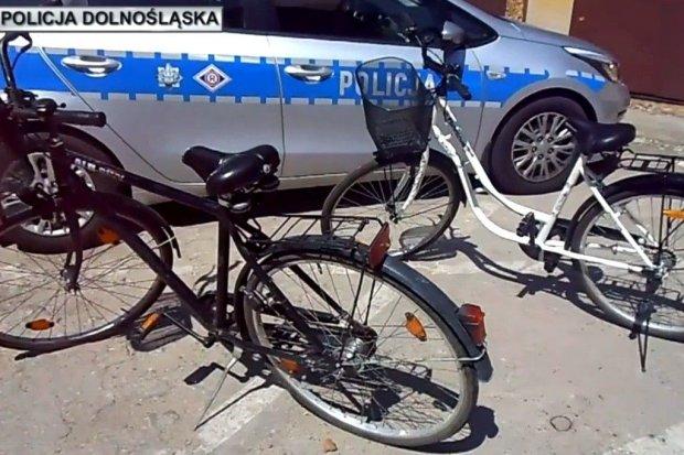 Włamywacz i paser w rękach policji